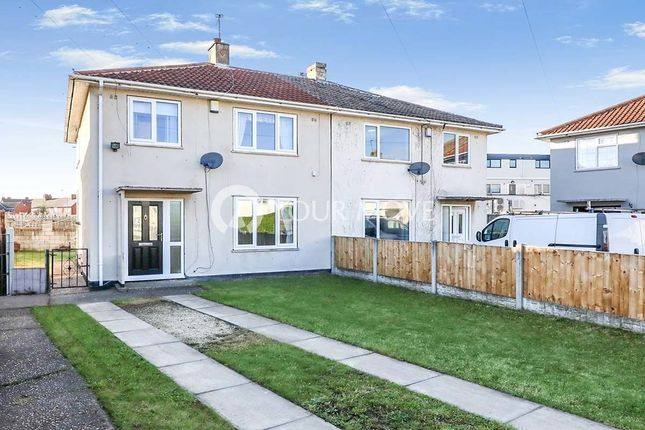 3 bed semi-detached house to rent in Kingsley Crescent, Armthorpe, Doncaster DN3
