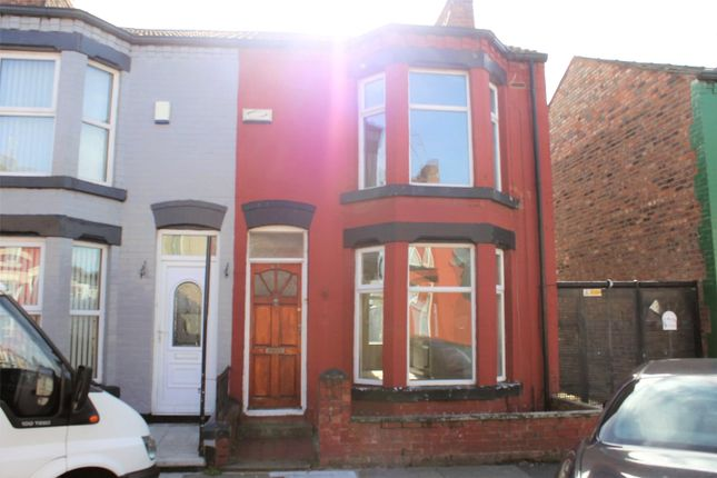 Thumbnail Property to rent in Chelsea Road, Bootle