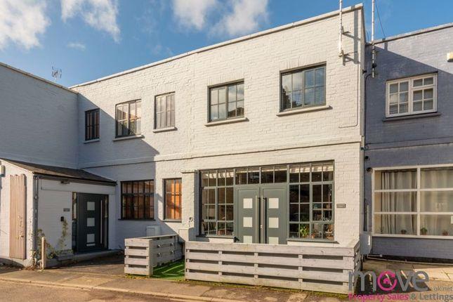 Thumbnail Terraced house to rent in Lansdown Place Lane, Cheltenham