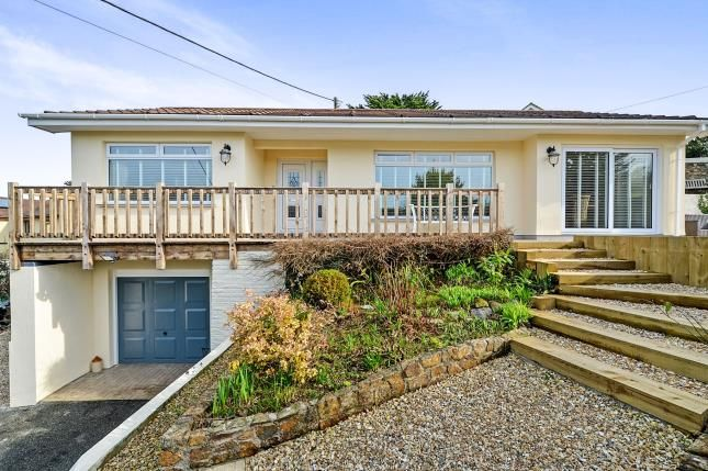 Thumbnail Bungalow for sale in Perranporth, Truro, Cornwall
