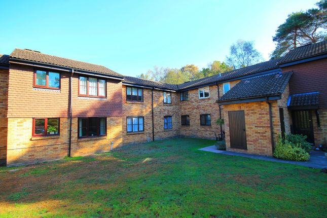 Thumbnail Flat for sale in Habershon Drive, Frimley, Camberley
