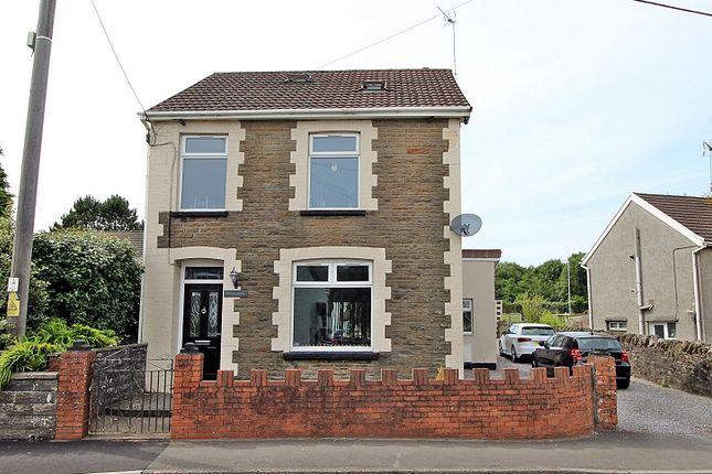 Thumbnail Detached house for sale in Main Road, Church Village, Pontypridd, Rhondda, Cynon, Taff.