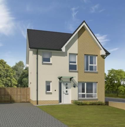 Thumbnail 3 bed detached house for sale in Kings View Phase 3, Prospect Hill, Circus, Glasgow