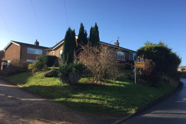 Thumbnail Detached bungalow for sale in Woodland Close, Potton