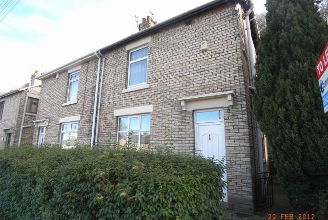 Thumbnail Property to rent in The Crescent, Shotley Bridge, Consett