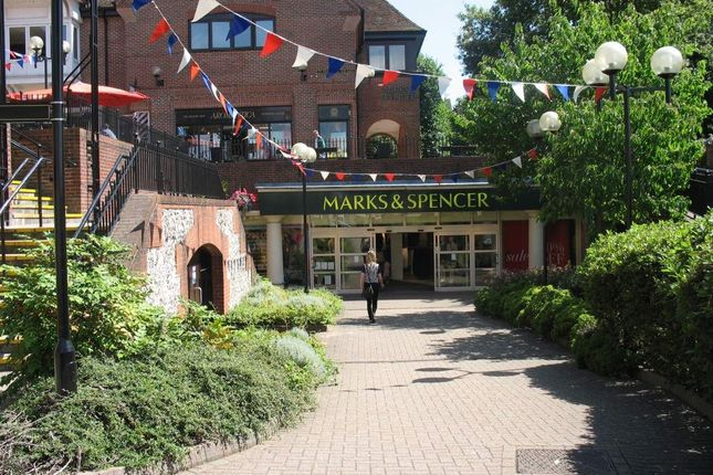 Thumbnail Retail premises to let in Units Available, St Martins Walk, Dorking