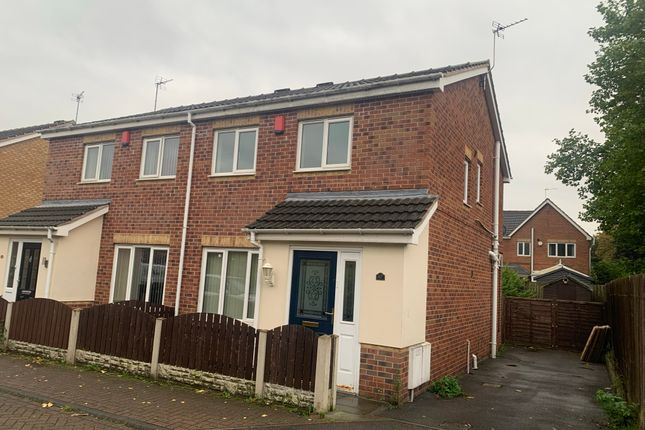 Thumbnail Semi-detached house to rent in Northfield Street, South Kirkby