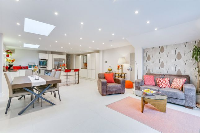 Thumbnail Semi-detached house to rent in Rothschild Road, Chiswick, London