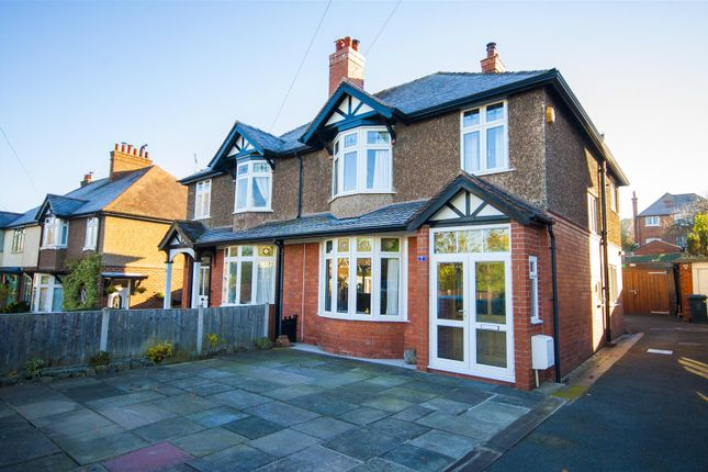 Thumbnail Semi-detached house for sale in Woodfield Road, Copthorne, Shrewsbury