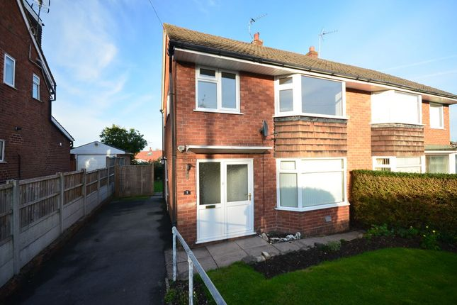 Thumbnail Semi-detached house to rent in Beverley Crescent, Forsbrook, Stoke-On-Trent