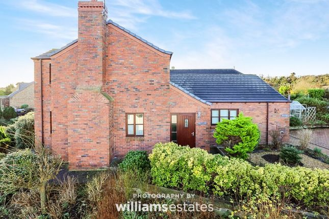 Thumbnail Detached house for sale in New Road, Gwespyr, Holywell
