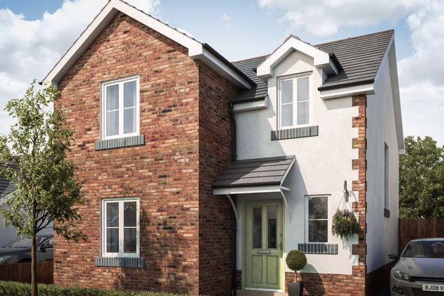 Thumbnail Detached house for sale in Rhos Y Bryn, Cefneithin, Llanelli