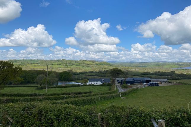 Thumbnail Land for sale in Whitland, Pembrokeshire