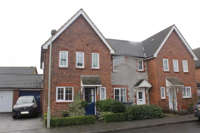 Thumbnail Terraced house to rent in Jeavons Lane, Kesgrave, Ipswich