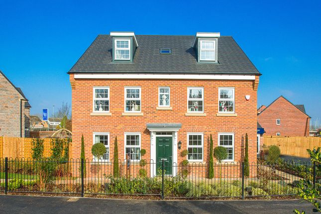 Thumbnail Detached house for sale in Warkton Lane, Kettering