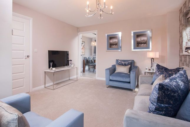 """Thumbnail Semi-detached house for sale in """"Maidstone"""" at Dunnocksfold Road, Alsager, Stoke-On-Trent"""