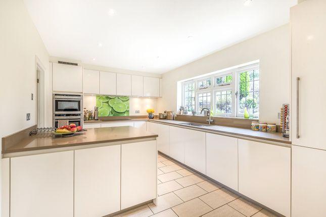 Kitchen of Silverdale Avenue, Oxshott, Leatherhead KT22