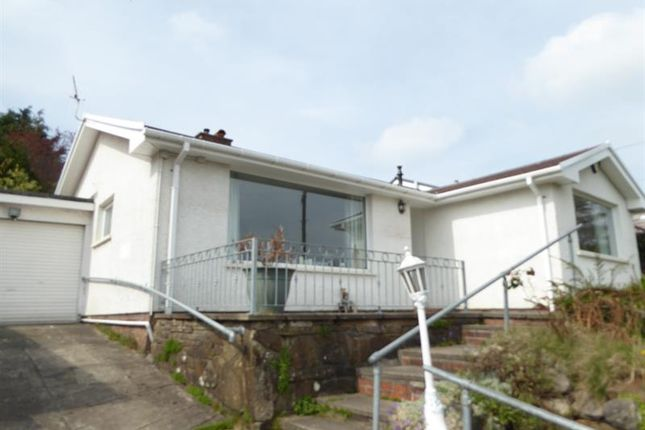 Thumbnail Detached bungalow for sale in Heol Brynteg, Ystrad Mynach, Hengoed