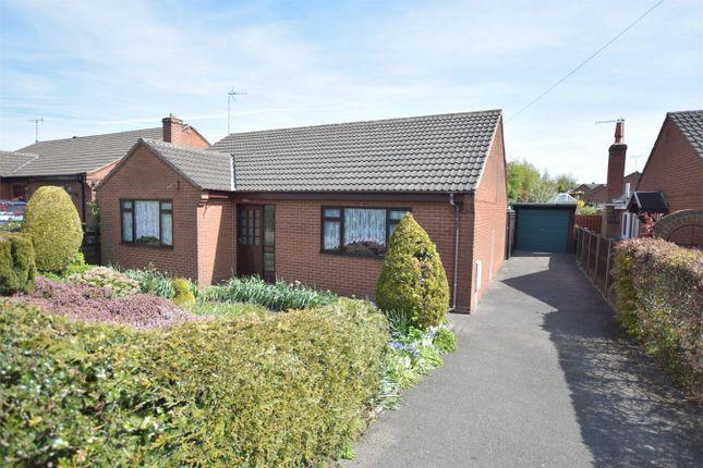 Thumbnail Detached bungalow for sale in Storth Lane, South Normanton, Alfreton, Derbyshire