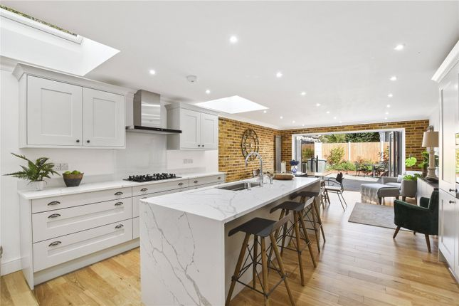 Thumbnail End terrace house for sale in Forest Road, London