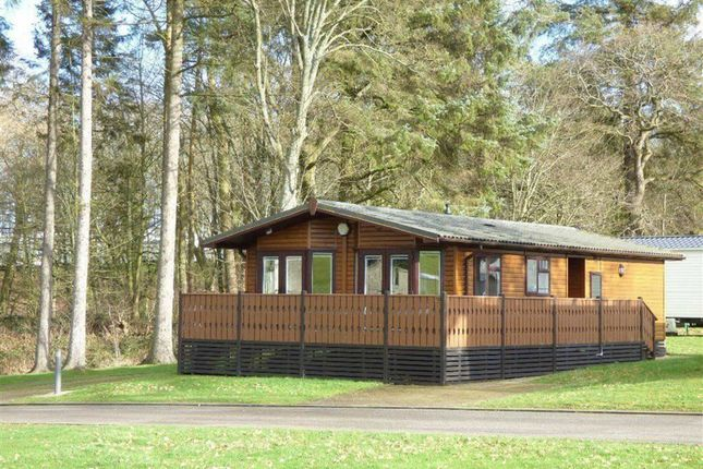 Thumbnail Mobile/park home for sale in Witton Castle Country Park, Witton Le Wear, Co Durham
