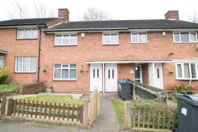 Thumbnail Terraced house to rent in Beech Dene Grove, Birmingham