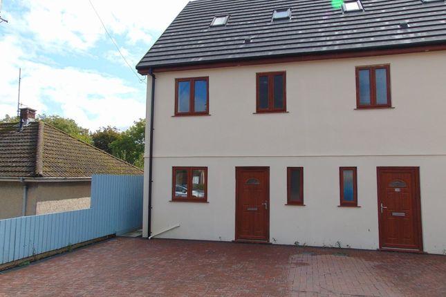 Thumbnail Semi-detached house for sale in Penygraig Road, Llwynhendy, Llanelli