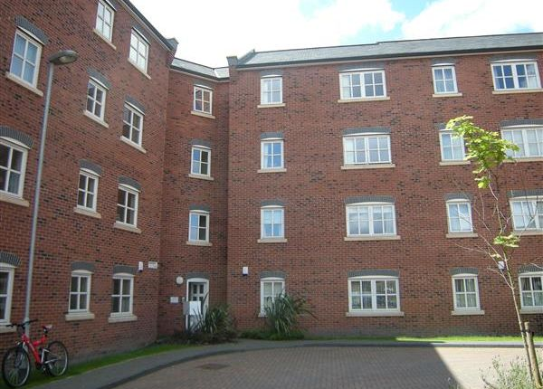 Thumbnail Flat to rent in Quayside - Penthouse, Grosvenor Wharf, Ellesmere Port