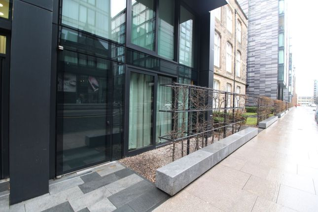 Thumbnail Flat for sale in 24 Simpson Loan, Edinburgh