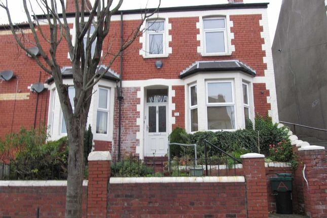 Thumbnail Flat to rent in Porthkerry Road, Barry, Vale Of Glamorgan