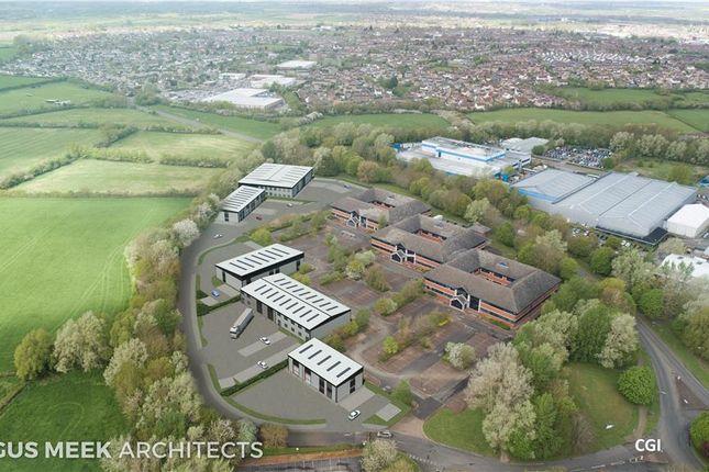 Thumbnail Land for sale in Site F4, Adjacent Pavilions Buildings, Towcester Road, White Horse Business Park, Trowbridge, Wiltshire