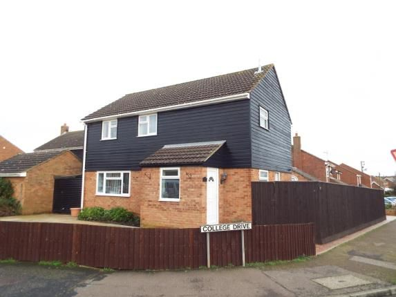Thumbnail Detached house for sale in Heacham, Kings Lynn, Norfolk