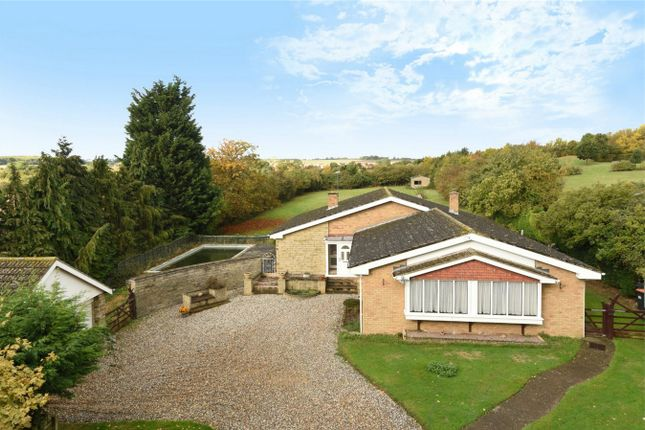 Thumbnail Detached bungalow for sale in Cleat Hill, Ravensden, Bedford