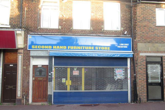 Thumbnail Retail premises for sale in 155 Broad Street, Dagenham