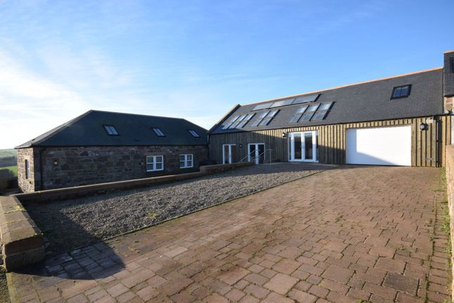 Thumbnail Detached bungalow for sale in Kinneff, Montrose