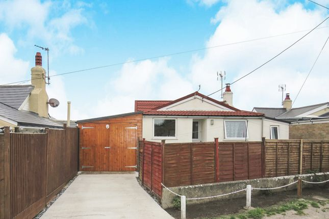 Thumbnail Detached bungalow for sale in Scratby Crescent, Scratby, Great Yarmouth