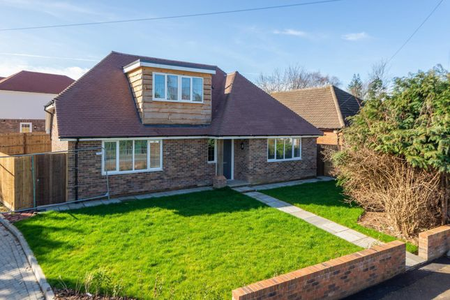Thumbnail Detached bungalow for sale in Romany Court, Twydall, Gillingham