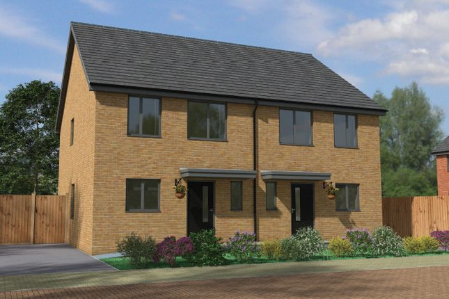 Semi-detached house for sale in Saltshouse Road, Ings, Hull