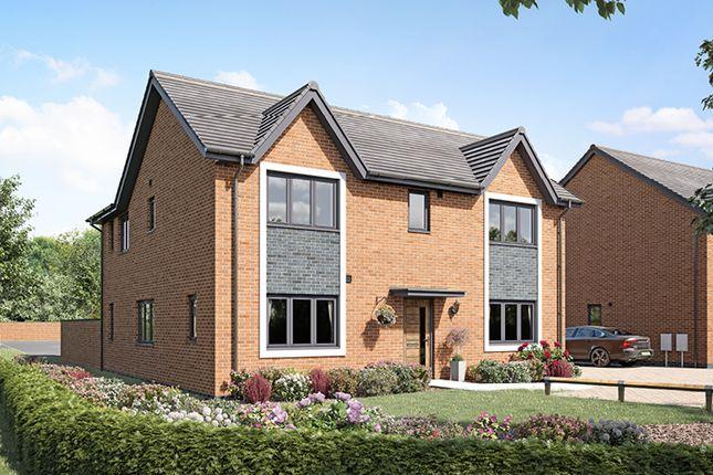 "Thumbnail Property for sale in ""The Roydon"" at Elmswell Gate, Wavendon, Milton Keynes"