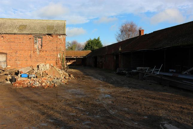 Thumbnail Property for sale in Plot 2, Chestnut Farm Barns, Sedgebrook, Grantham