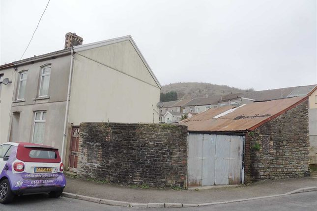 Thumbnail End terrace house for sale in High Street, Clydach, Tonypandy