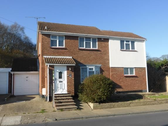 Thumbnail Detached house for sale in Sandown Road, Benfleet