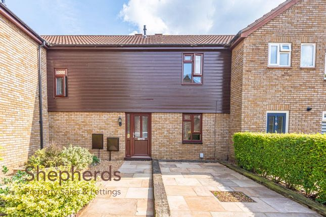Thumbnail Terraced house for sale in Shire Close, Broxbourne, Hertfordshire