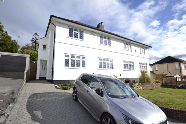 Thumbnail Semi-detached house for sale in Southdown Road, Bristol