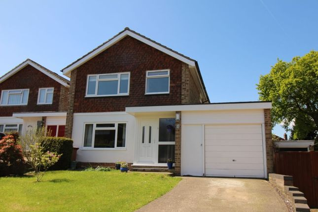 Thumbnail Detached house for sale in The Gill, Pembury, Tunbridge Wells