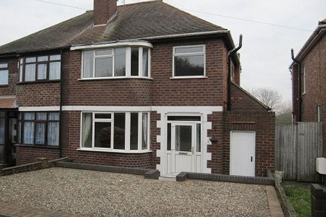 Semi-detached house to rent in Wolverhampton Road East, Ettingshall Park