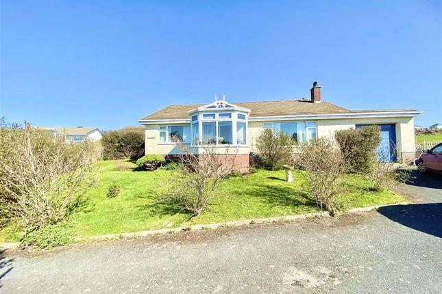 Thumbnail Detached bungalow for sale in Gwbert, Cardigan