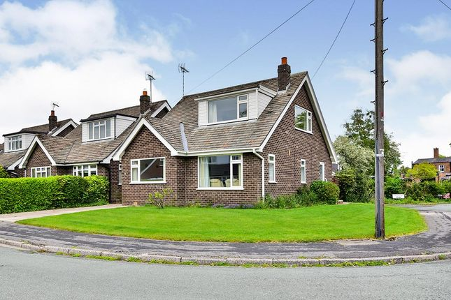 Thumbnail Detached house for sale in St. Austell Avenue, Macclesfield, Cheshire