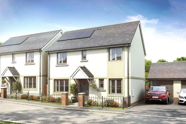 Thumbnail Detached house for sale in Cornwood Chase, Ivybridge, Devon