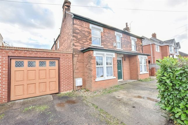 Thumbnail Detached house for sale in London Road, Marks Tey, Colchester, Essex